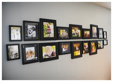 Photo Framing Ideas | photo frame ideas interior fans