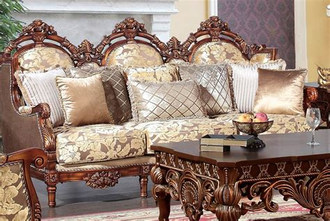 victorian living room set torrance victorian formal living room set