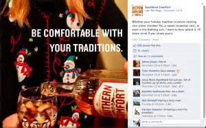 Southern Comfort Slogan by Top 5 Social Media Marketing Caigns In The