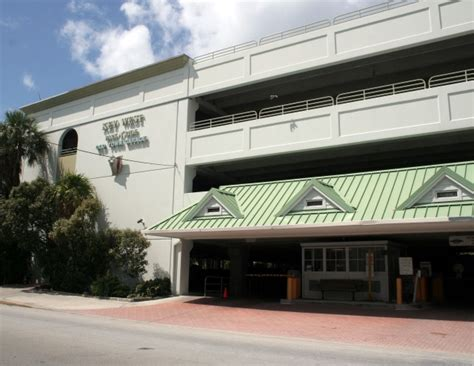 Key West Parking Garage by Map Viewer City Parking Lots Key West Fl