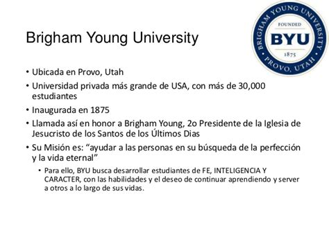 Byu Mba Program Admission by Mba Brigham