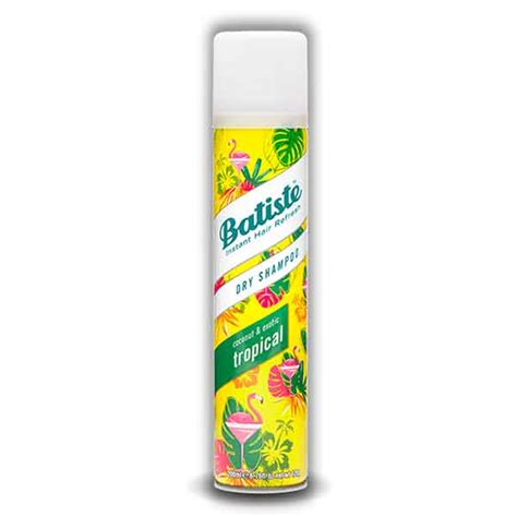 Batiste Shoo Tropical 200ml batiste shoo tropical 200ml the hair and