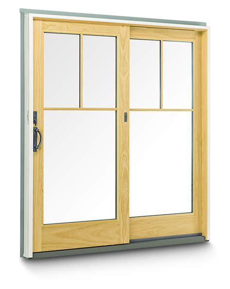 Gliding Patio Door 400 Series Frenchwood Gliding Patio Door Flickr Photo
