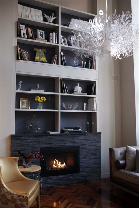 Hearth Cabinet Ventless Fireplaces by Linear Modern Black Hearth Cabinet Ventless Fireplace