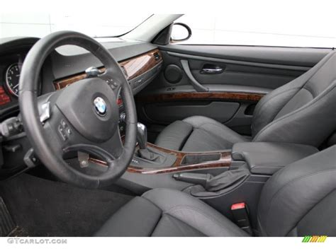 2009 Bmw 328i Interior by Black Interior 2009 Bmw 3 Series 328i Coupe Photo