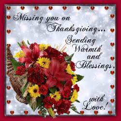 missing you on thanksgiving free family ecards greeting cards 123 greetings