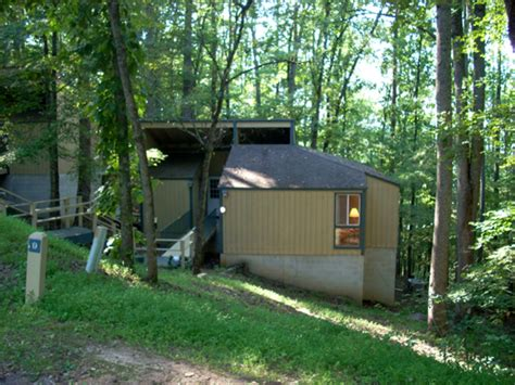 Big Ridge State Park Cabins by This Is One Of The Modern Cabins On The Western Side Of
