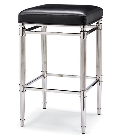 30 backless bar stools bradenton backless bar stool 30 quot h seat frontgate