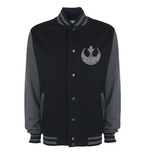 Jaket Vintage Rebel Sandwash wars rebel jacket somethinggeeky