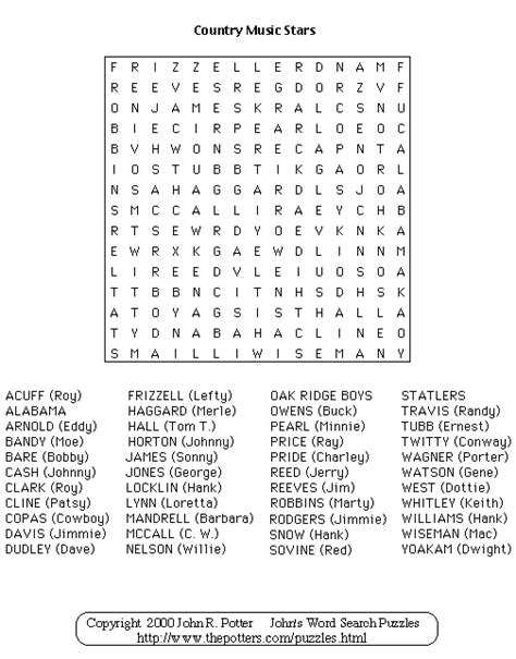 printable word search countries music puzzles printable search results calendar 2015