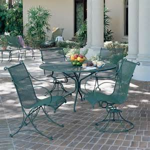 Wrought Iron Patio Furniture Furniture Wrought Iron Garden Table And Chairs Wrought