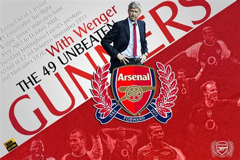 arsenal unbeaten squad arsenal legend says invincibles won t be unique forever