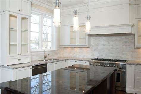 white kitchen with backsplash kitchen kitchen backsplash ideas white cabinets baker s