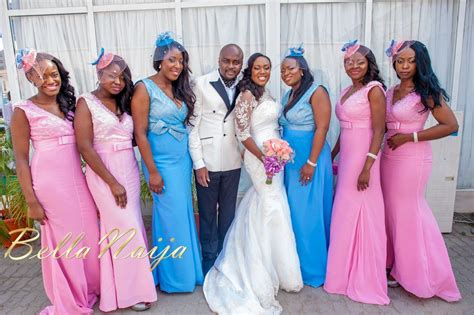 pictures of bridesmaidgown on bellanaija bn weddings trend watch bridesmaids rocking headpieces