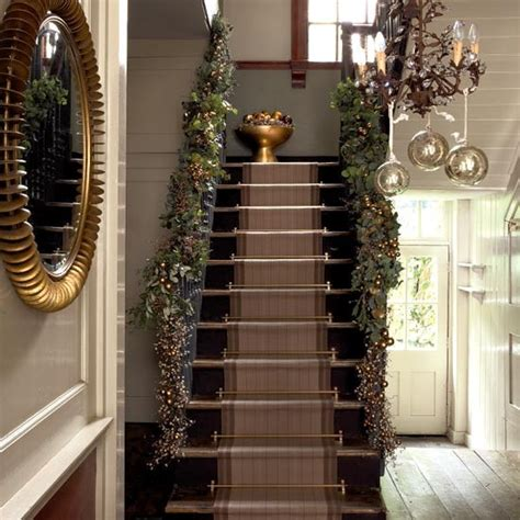 christmas themes for hallways grand entrance hallway housetohome co uk