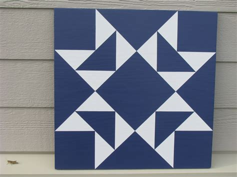 prairie patchworks northumberland star 2 x 2 barn quilt