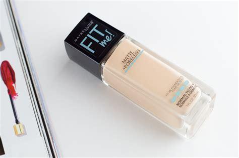 Maybelline Powder Fit Me Matte Poreless 120 Classic Ivory maybelline fit me matte poreless foundation review 120