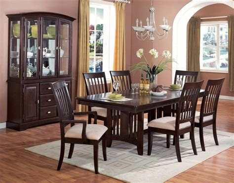 formal dining room decorating photos