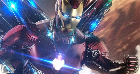avengers endgame iron man figure reveals spoiler
