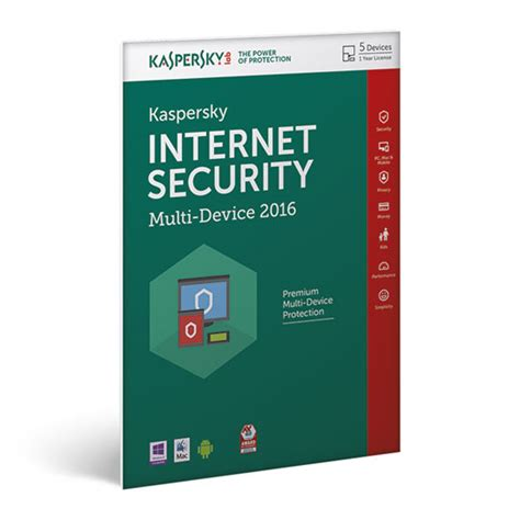Anti Virus Kaspersky Security 5 Devices 1 Tahun Murah kaspersky security multi 5 device 2016 1 year win mac android 634420841662 ebay