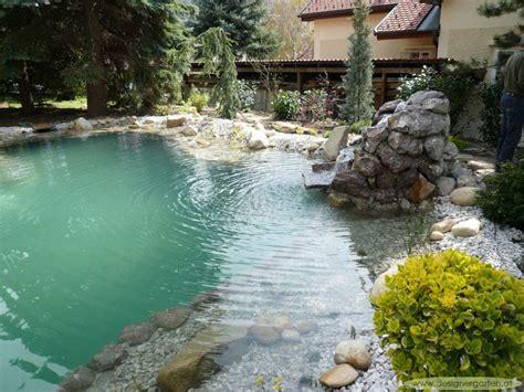 grumer gartengestaltung 187 entstehung eines schwimmteichs