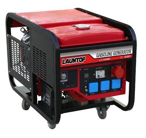 10kva gasoline generator open type lt11000cle