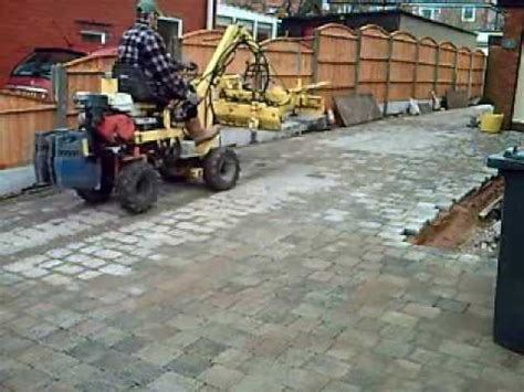 80 Square Meters by Block Paving Made Easy Youtube