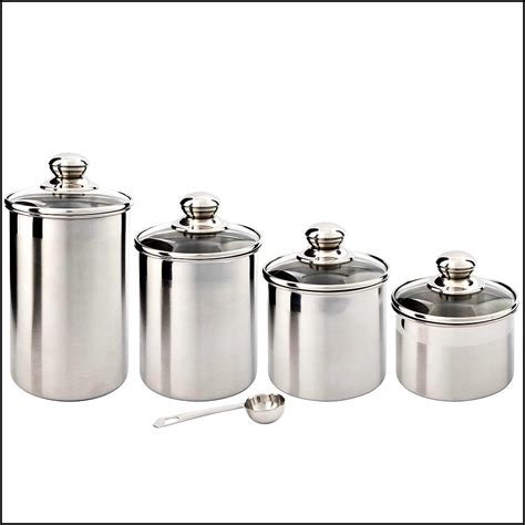 Black Kitchen Canisters Sets by 100 Black Kitchen Canister Set 100 Red Kitchen