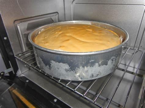 husnas life resepi snow cheese cake kek keju meleleh