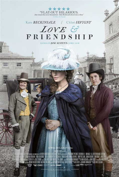 amazon com quot jane austen s life society works quot jane love friendship movie based on jane austen s comic gem