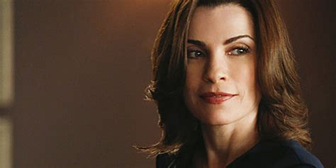 julianna margulies new hair cut julianna margulies the good wife season 5 is intense
