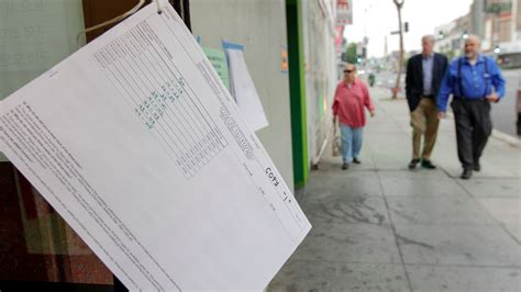 Voter Registration Records California Political Road Map Knowing Who Is And Isn T Legally