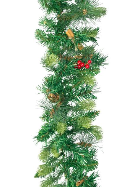 three needle pine garland 1 8m garlands wreaths
