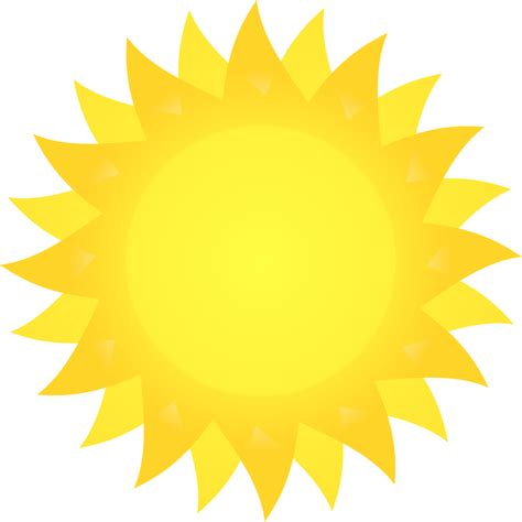 clipart sun free sun clipart images free to use domain sun