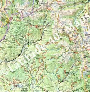 aspen colorado trail map crested butte aspen gunnison trails latitude 40 176 maps