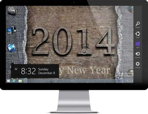 happy new year 2015 themes for windows 8 1 happy new year 2014 theme for windows 7 and 8