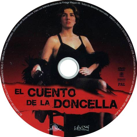 el cuento de la car 225 tula dvd de el cuento de la doncella die geschichte der dienerin