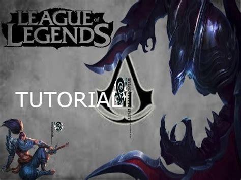 youtube tutorial league of legends tutorial league of legends hack de skins gratis