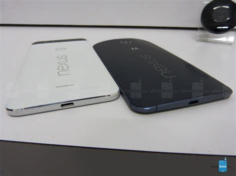 design google nexus 6 google nexus 6p vs google nexus 6 first look