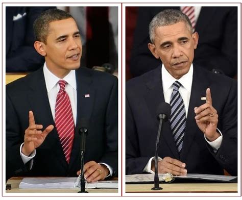 president obama has now been on as many covers of rolling see how much president obama has aged since his 2008 address
