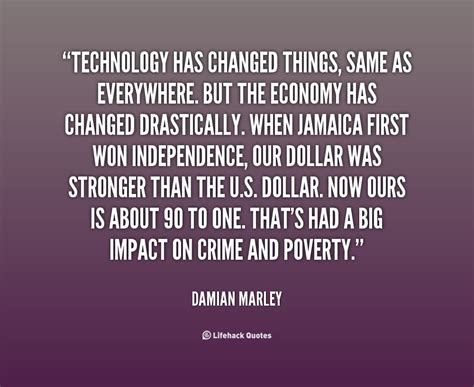 quotes on technology change quotes quotesgram