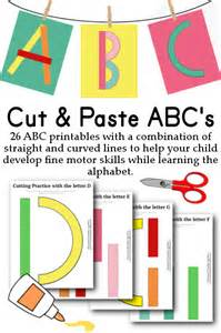 free cut and paste abc s