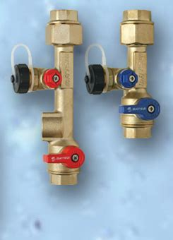 Closest Plumbing Supply by Isolation Valve Kit Matsui Usa Inc