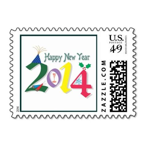 new year card postage 308 best images about new year postage sts on