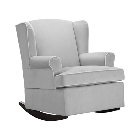 Rocking Recliner Chair For Nursery by Gray Rocker Recliner For Nursery Thenurseries