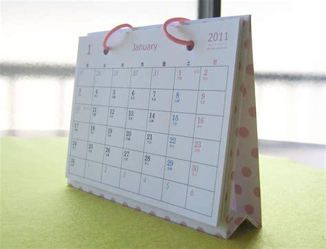 how to make a desk calendar stand desk design ideas