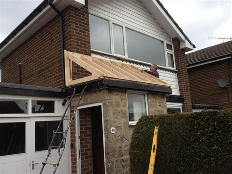 Flat Roof To Pitched Roof Pictures Albion Building Services 100 Feedback Restoration