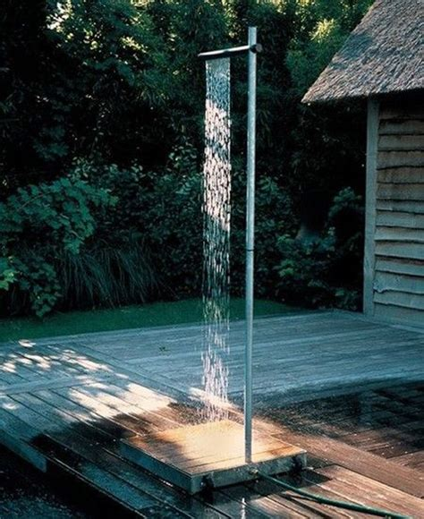 Backyard Shower by 20 Fresh Outdoor Shower And Bathroom Ideas House Design And Decor