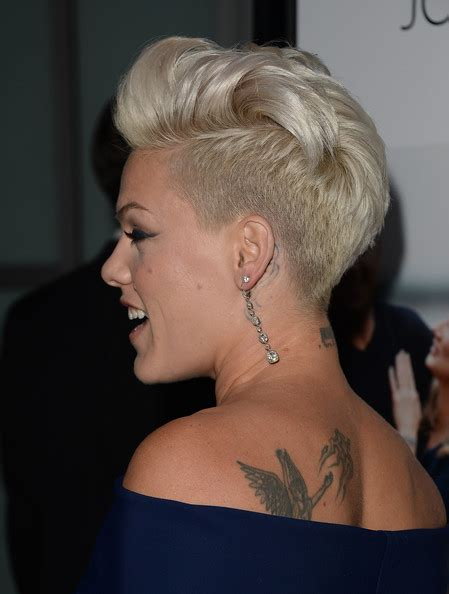 how to get pinks hairstyle more pics of pink fauxhawk 7 of 56 short hairstyles