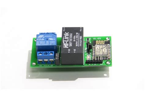 esp8266 home automation relay from hpritchet1 on tindie